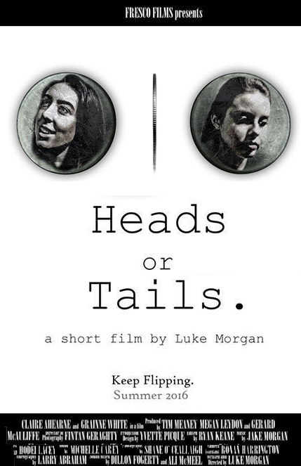Heads or Tails vertical